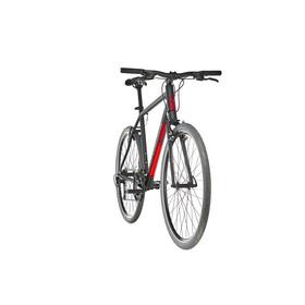 Serious Cedar Hybrid - VTC - rouge/noir